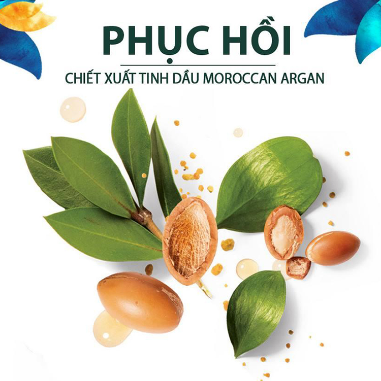 Dầu Gội Herbal Essences Tinh Dầu Morocco Argan (400ml)